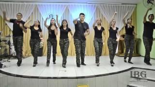 Coreografia Grupo Maranata Efésios 6 HD