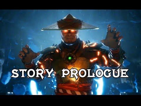 Mortal Kombat 11 Story Prologue & Intro + Raiden Gameplay (MK11 Gameplay) thumbnail