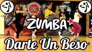 ТАНЦЫ - ВИДЕО УРОКИ ОНЛАЙН - DARTE UN BESO - DanceFit #ТАНЦЫ #ЗУМБА