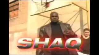 Shaq Pack   Burger King Commercial