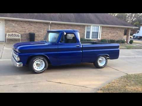 Chevy Truck 15x8 Rally Wheels Converted To Baby Moons