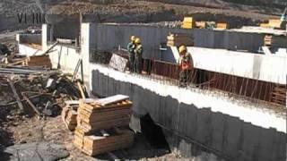 видео Строительство очистных сооружений сточных вод