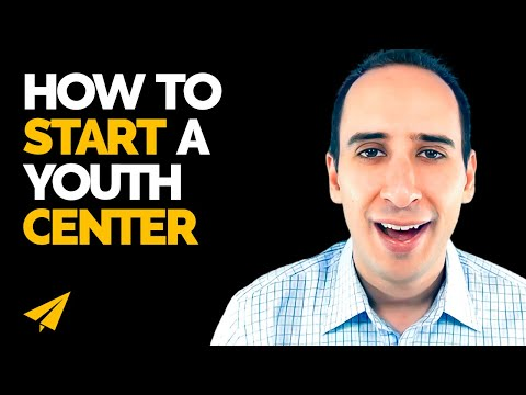 Sponsorship Proposal - How to raise money to open a youth centre - Ask Evan