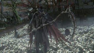 Bloodborne-Gehrman The First Hunter