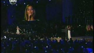 "Beyonce Sings ""At Last"" for President Obama and First Lady"