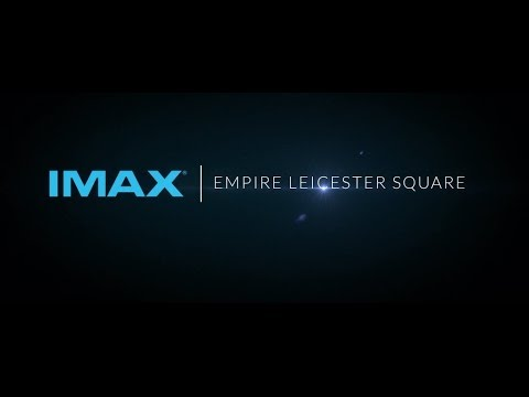 The Technology Behind The Empire Leicester Square IMAX®