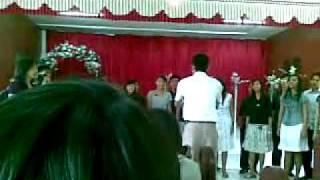 nsa choir i will rejoice