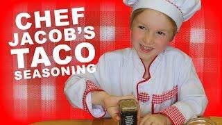 Chef Jacob's Taco Seasoning