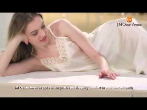 "JM Ocean Avenue ""Sleep System Solution"" การพักผ่อนเพื่อสุขภาพ"