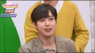 [ENGSUB/CUTS] CNBLUE on AbemaTV Japan Fresh! Live Interview (Opening Talk) thumbnail