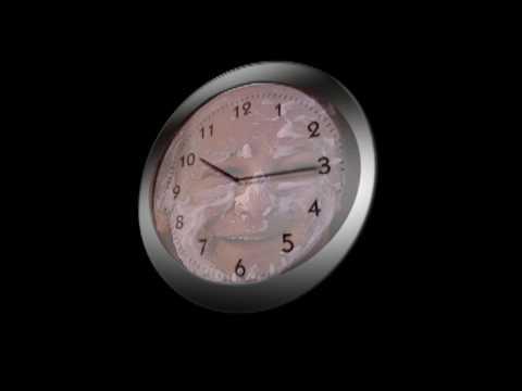 Phrogclock Clock