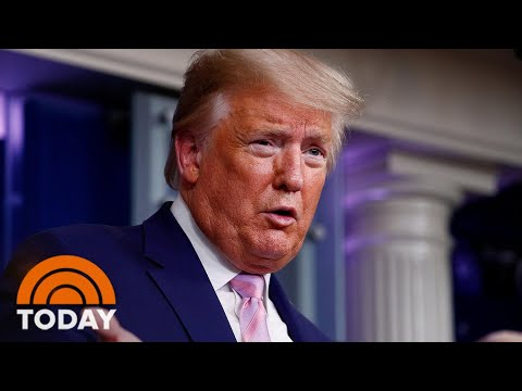 Trump Resists Calls for National Shutdown While Crisis in New York Deepens | TODAY