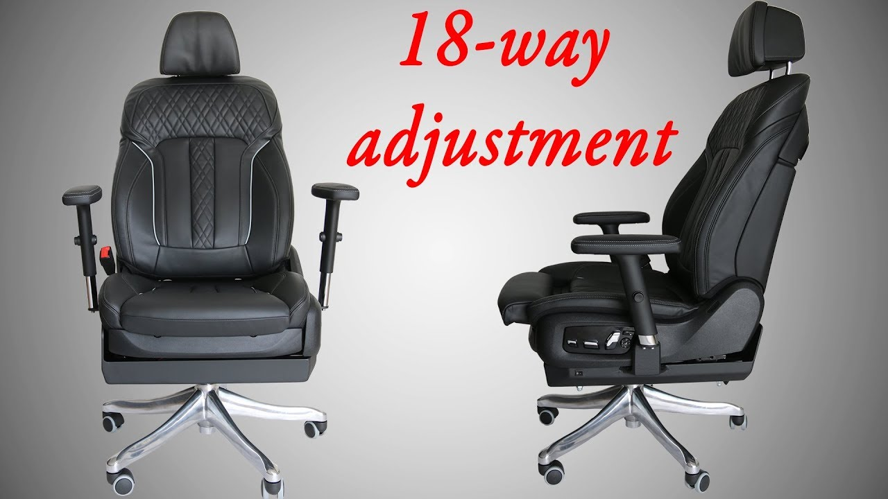 World's Most Comfortable Gaming & Office Chair - electric ...
