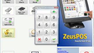 Zeuspos is a point of sale for restaurants, bakery, coffee shops, ice cream etc., with powerful and easy to use interface allow the user quickly ...
