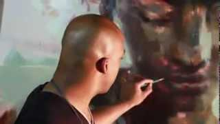 HEAVYWEIGHTPAINT ART FILM Hip Hop Artists WATCH NY ART