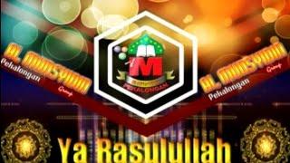 AL MUNSYIDIN - Ya Rosulullah [LIVE BUKBER 2015]