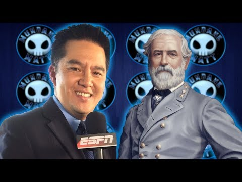 ESPN pulls announcer Robert Lee from game as to not offend people