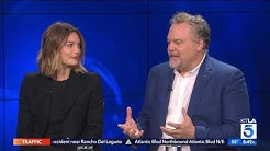 "Vincent D'Onofrio & Leila George on Working Together in New Movie ""The Kid"""
