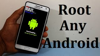 How to Root Any Samsung Android Device - Auto Root Tutorial (2016)