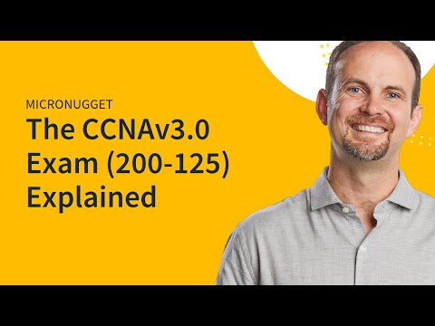 CCNAv3.0: Everything You Need To Know