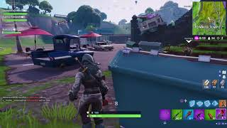 Fortnite Season 7 Structure Destruction GLITCH