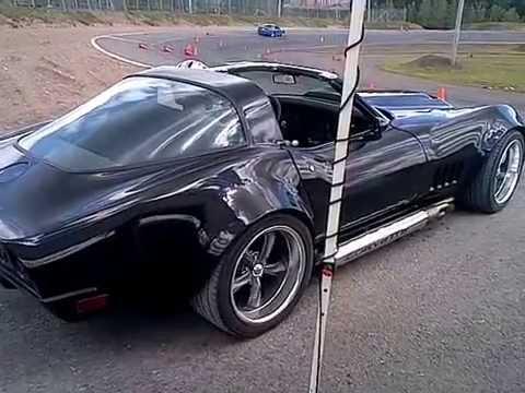 Stingray Corvette For Sale >> Modified Corvette C3 - YouTube