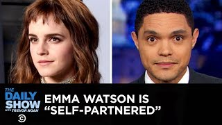 Emma Watson's Self-Partnership & The Shape of the Universe | The Daily Show
