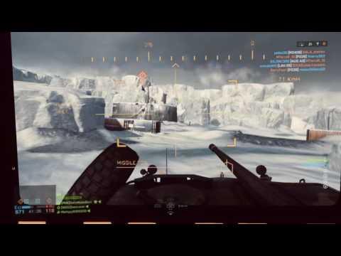 Battlefield 4 LAV-25 KILLA !!