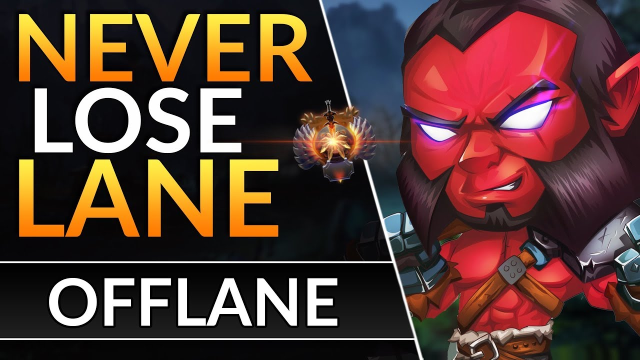 Top 10 BEST HEROES to CRUSH LANE – Pro Offlane Drafting Tips to CARRY | Dota 2 Laning Guide