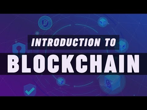 Introduction to Blockchain (2019)