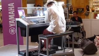PIRATES OF THE CARIBBEAN medley〜Electone 演奏 鷹野雅史(Max TAKANO)