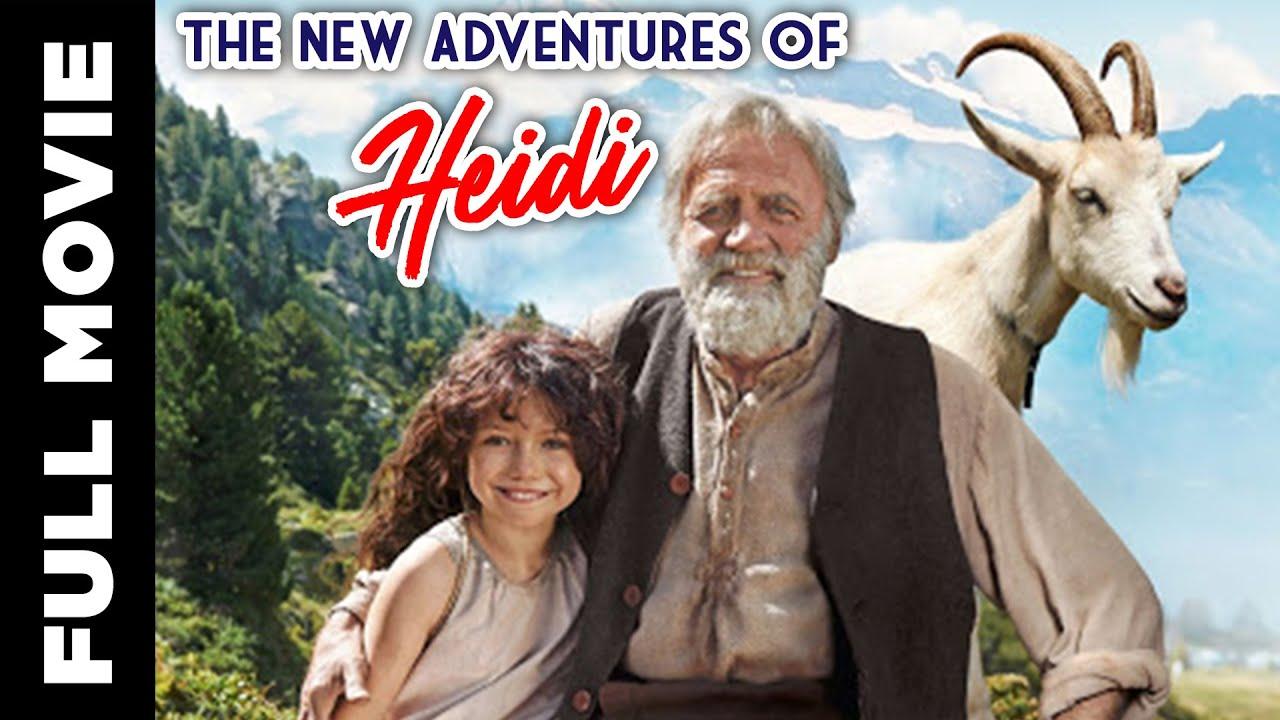 The New Adventures of Heidi (1978)   English Comedy Drama Movie   Burl Ives, Katy Kurtzman