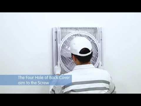 Потолочный вентилятор FanTik