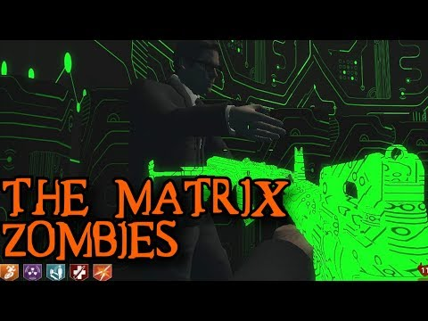The Matrix Zombies: The Revenge of Agent Smith! (World at War Custom Zombies)