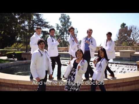 """Doctors"" by DGSOM at UCLA c/o 2017 (""Royals"" Med School Parody)"