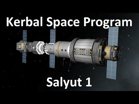 KSP - Salyut 1 - Download