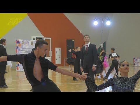 В Невинномысске состоялся чемпионат и первенство Ставропольского края по танцевальному спорту