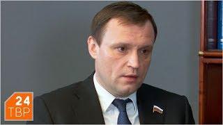 Смотреть Сергей Пахомов: «Ни один город не имеет такой концепции развития, как Сергиев Посад» онлайн