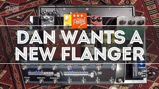A New Flanger That Stands Up To The EHX Electric Mistress? That Pedal Show