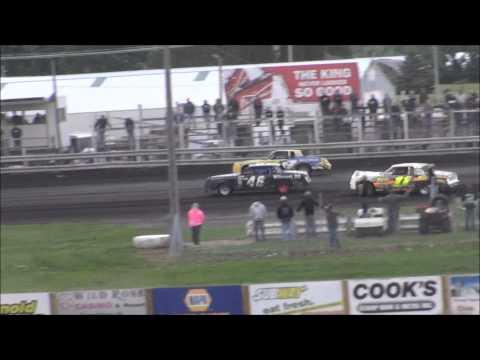 Nielsen Racing Algona 6-7-14**