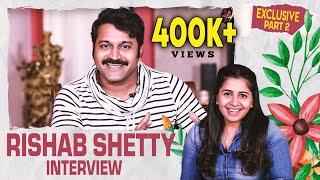 Rishab Shetty Interview On Bell Bottom Success & More   Part 2   Anushree Anchor