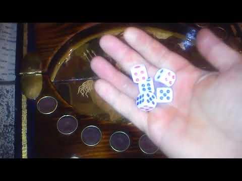 самодельная игра в кости, своими руками с игры ведьмак