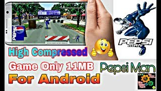 How to download Pepsi Man for android