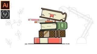 Comment Faire un Plat d'Illustration de Conception pour les Débutants Adobe Illustrator CC Tutoriel