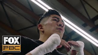 Toe to Toe with Leo Santa Cruz ahead of WBA Super Featherweight title bout | PBC ON FOX