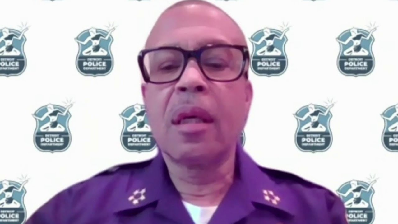 Detroit police chief James Craig addresses officer involved shooting