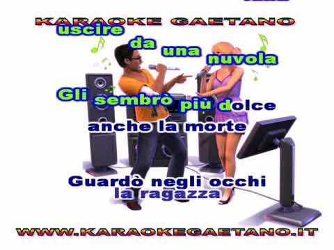 Lucio Dalla  Caruso Karaoke