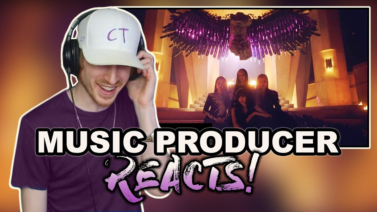 Music Producer Reacts to BLACKPINK - 'How You Like That'