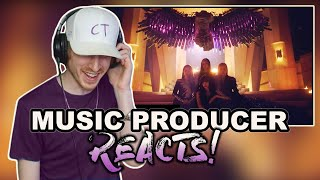 Download lagu Music Producer Reacts to BLACKPINK - 'How You Like That'