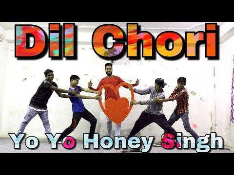 Yo Yo Honey Singh | Dil Chori Sada Ho Gaya | Dance Video | AD Group Of Dance